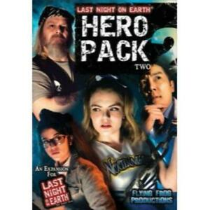 Last Night on Earth - Hero Pack #2 Expansion