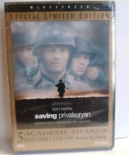 Saving Private Ryan Dvd 1999 Special Limited Edition Tom Hanks Unopened Rate R