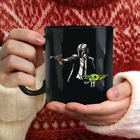 The Mandalorian And Child Mug / Coffee Mug Gift 11Oz,15Oz Funny Cup Gift For Men