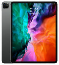 "Apple iPad Pro 12.9"" 4th Gen -256GB - Wi-Fi+4G Unlocked - Space Gray - MXFX2LL/A"