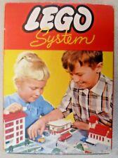 Vintage Lego - System Set #282 22 Blue 2x2 Sloping Roof Bricks - C1960-1965 #1