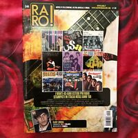 RARO! 240 Magazine about discography ps Bowie Beatles Pink Floyd SEEDS STOOGES