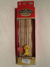 TOMY #56906 CHUGGINGTON WOODEN RAILWAY WOBBLY TRACK NEW IN BOX