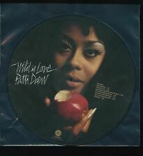 VINYL LP Patti Drew - Wild Is Love Picture Disc pressing Capitol VG+