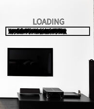 Vinyl Decal Wall Sticker Download Game Loanding Games Zone Play (z4560)