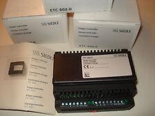 Siedle ETC 602-0 Etagen-Controller OVP Neu