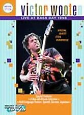 Victor Wooten: Live at Bass Day 1998 (DVD, 2001) (Music)