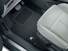 GENUINE CITROEN NEW SHAPE C4 BLACK FLOOR MATS 9464FK