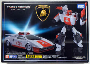 Transformers RED ALERT Masterpiece MP-14+ ANIME COLOR EDITION Takara Tomy Ko Toy