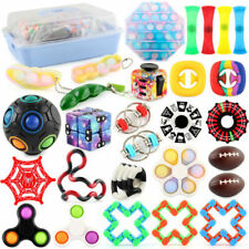 45pc Fidget Sensory Toys Set ADHD Anti Anxiety Stress Relief for Adults Kids