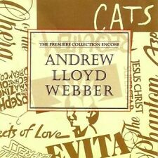 Audio CD - Broadway - Andrew Lloyd Webber: The Premier Collection Encore