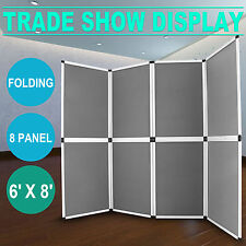 180x250cm Fabric Stoffpaneele Faltpaneel Messewand 940 mm Show Board Display
