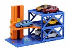 TAKARA TOMY TOMICA TOWN Play Charge Series AUTO MULTILEVEL CAR PARKING 6 NEW F/S