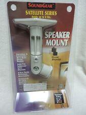 Sound Gear Satellite Series Speaker Mount SATS-W White