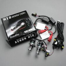 H4 8000K Aftermarket HID Xenon Light Conversion Kit Slim AC Ballasts Hi/Lo Bulbs