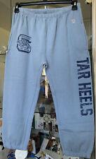 American Eagle Tailgate Women's M UNC Tar Heels Blue Banded Joggers Sweatpants