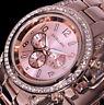 Excellanc Frauen Damen Armband Uhr Rosegold  Farben Metall CHR02