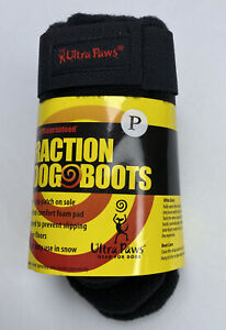 Ultra Paws Dog Boots Traction for Snow & Indoor Use Weather Anti-slip Petite
