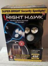 ONTEL PRODUCTS CORP Night Hawk Motion Light NH-MC12/4 Free Shipping
