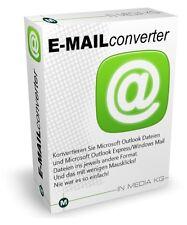 E-Mail-Converter - Konvertieren Sie EML nach MSG oder MSG nach EML - DOWNLOAD