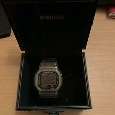Casio G-Shock DW-5025D-8JF 25Th Anniversary Model Men's Watch from Japan Used