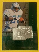 Barry Sanders-1998 Upper Deck SPX Finite (Extreme-Serial #'d)