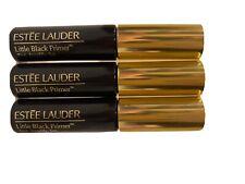 3 X Estee Lauder LITTLE BLACK PRIMER Tint Amplify Set 0.09oz/2.8ml Each ~NEW