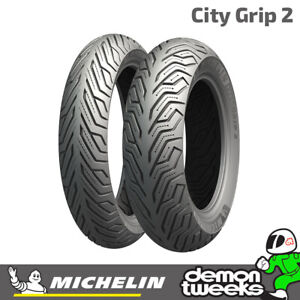 Michelin City Grip 2 Scooter / Moped Tyre 120 70 12 M/C (58S) RF TL Front / Rear