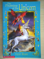 The promise of the unicorn	blum vicki	scholastic 2002	canada	inglese bambini 204