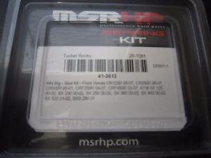MSR KTM 125 SX 00-02, 250SX 00-02, 520 SX 01-02 front wheel bearing kit