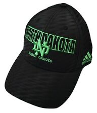 adidas Youth Boys North Dakota Fighting Hawks Athletics Hat Cap New