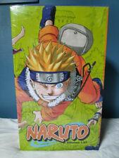 Naruto manga box set 1 new and sealed (volumes 1-27)