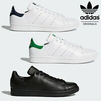 Adidas Stan Smith Classic Leather Tennis Shoes Retro Trainers ✅ 24hr DELIVERY ✅