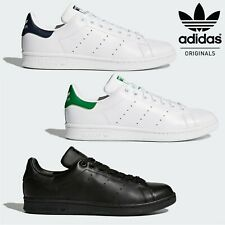 Adidas Stan Smith Classic Leather Tennis Shoes Retro Trainers