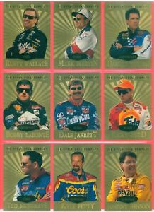 Lot Of 10) 1996 UD Road To The Cup Predictor Top 3 Prize Cards