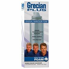 Grecian Formula Hair Color with Conditioner for Men, Foam, 5 Ounce