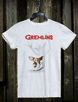 GREMLINS T-SHIRT XS-5XL UNISEX MOVIE HORROR COMEDY RETRO CULT