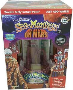 Sea Monkeys On Mars Educational Science Experiment Set