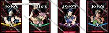 Jojo's Bizarre Adventure: Battle Tendency (Part 2) HC (Vol.1 - 4) Eng GNs NEW
