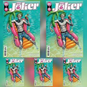 JOKER #3 CVR A GUILLEM MARCH ~ 5 COPIES ~ DC ~ PRESALE 5/11