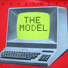 "VG  KRAFTWERK - The Model / Computer love VG 7"" single in P/S"