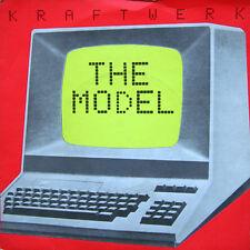 """En muy buena condición Kraftwerk-el modelo/computadora Amor en muy buena condición 7"""" solo en P/S"""
