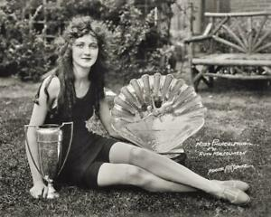 Stunning ... Miss Philadelphia , Miss America Winner 1924... Photo Print 8x10