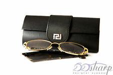 Versace Eyeglasses-Versace 1226B 1002 52-16 Gold