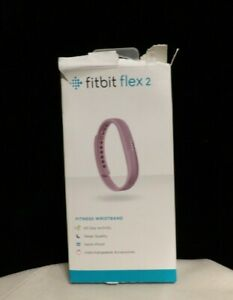 Fitbit Flex 2 Wristband Activity Tracker - Complete Purple NEW