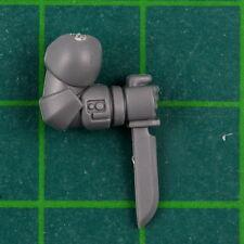 Primaris Marine Intercessors Arm Kampfmesser Warhammer 40K Bitz Bits 10347