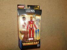 Marvel Legends Iron Man Comics IRONHEART Iron Heart 6in Figure BAF Ursa Major