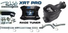"H&S XRT Pro Tuner DPF EGR Delete 5"" Exhaust S&B Ford 6.4L Powerstroke Diesel"