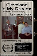 CLEVELAND IN MY DREAMS-DVD- 29-min. film of Lawrence Block short story MINT-NEW