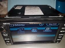 Toyota Radio Navigation Gps Lcd Display Dw468100-0800 86120-02E40 E7019 Works